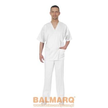 Ubranie medyczne męskie 53A