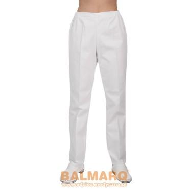 Spodnie medyczne damskie typ B