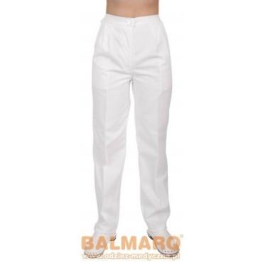 Spodnie medyczne damskie typ C