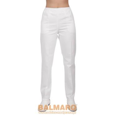 Spodnie medyczne damskie typ H