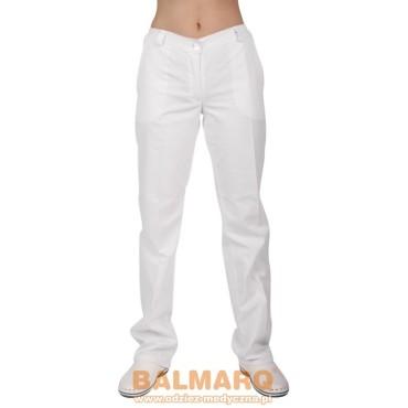 Spodnie medyczne damskie typ K