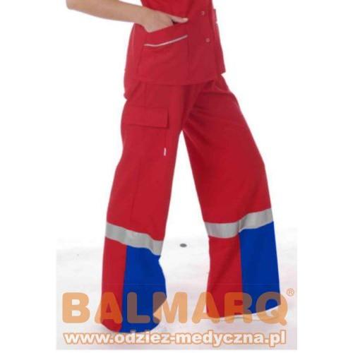 Spodnie damskie bojówki